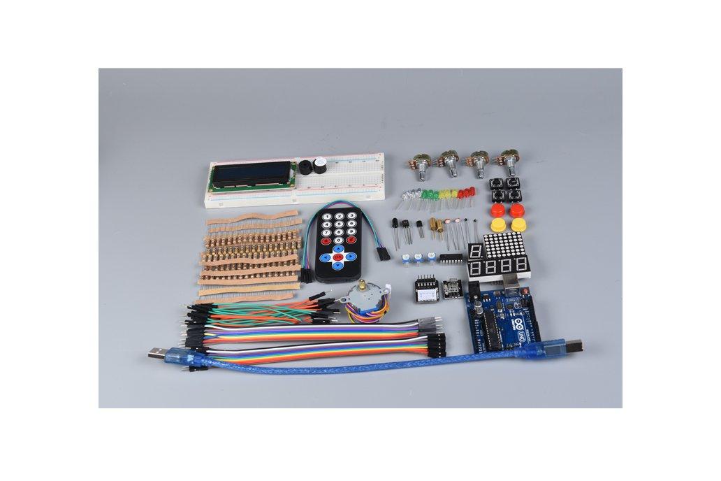 Uno R3 Starter Kit 1