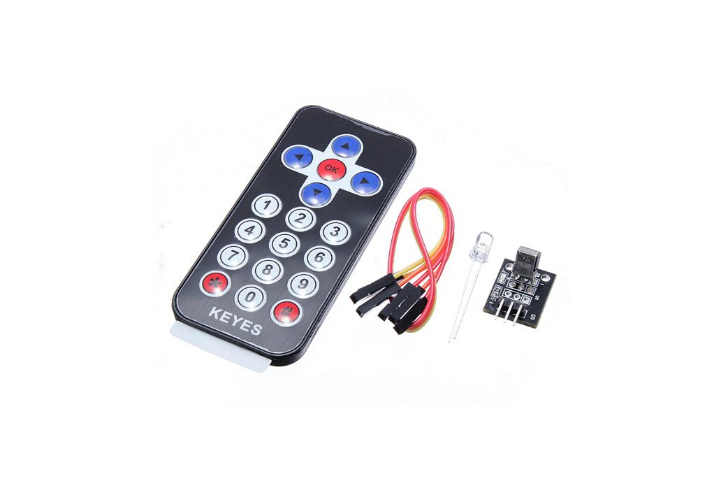 Infrared IR Receiver Module Wireless Control (5pc) 1