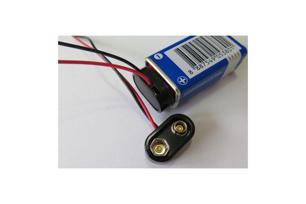 9V Battery Connector 3