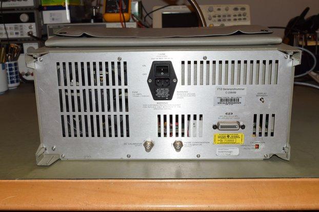 HP 54502A 400 MHz Digital Oscilloscope 400MS/s