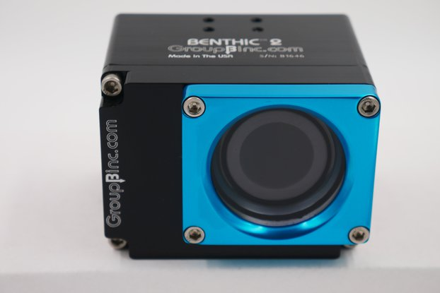 Extreme Depth Underwater Camera Housing