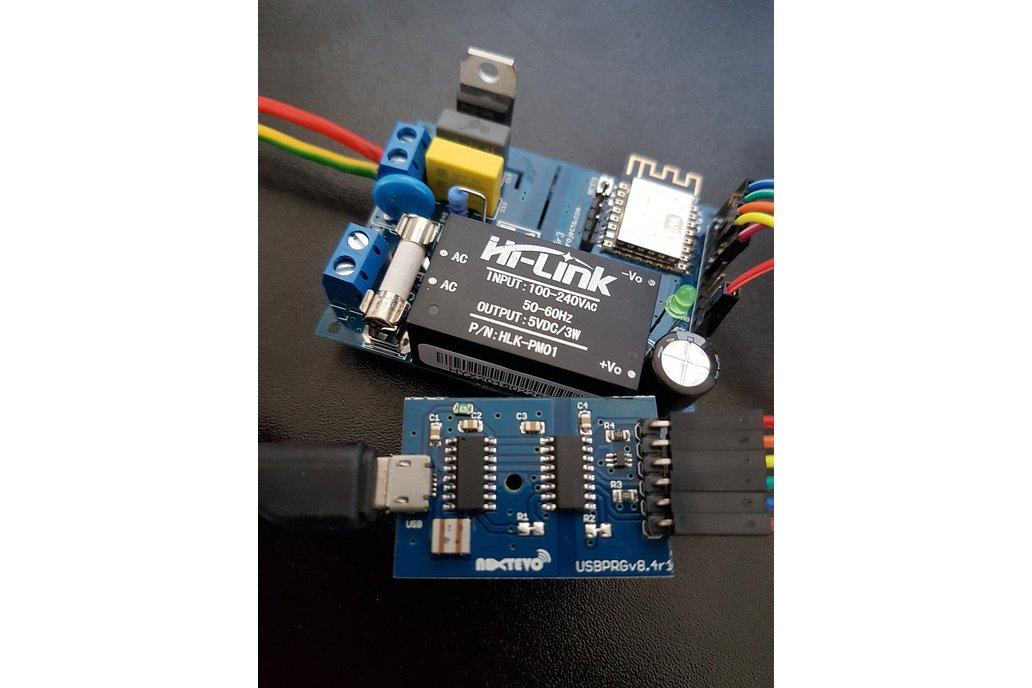 AC MAINS Dimmer - MPDMv7.5 2