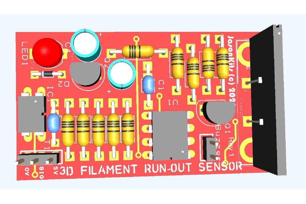 3D Printer Filament Run out Sensor 1