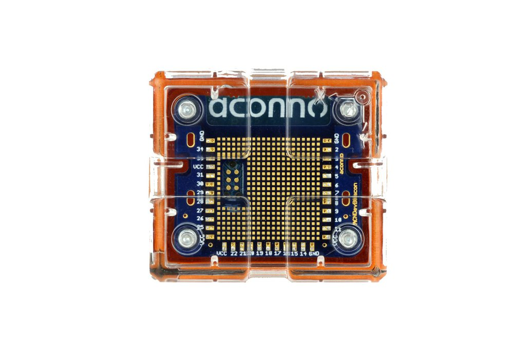 acnDEV: BLE 5.0 Smart programmable shield module 1
