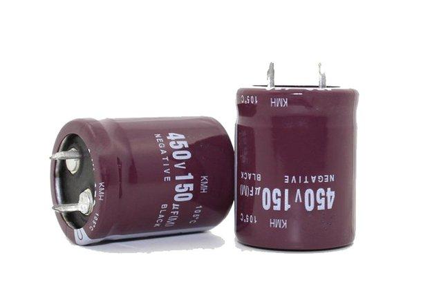 1pc 450v150uf Capacitors