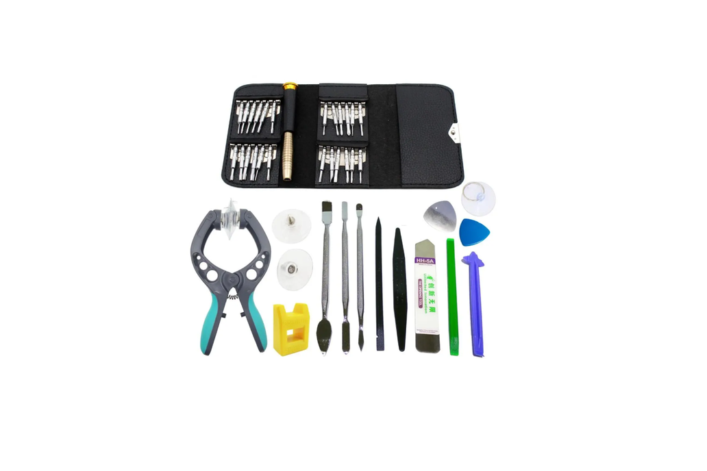 Professional Electronic Screwdriver Repair Kit 1