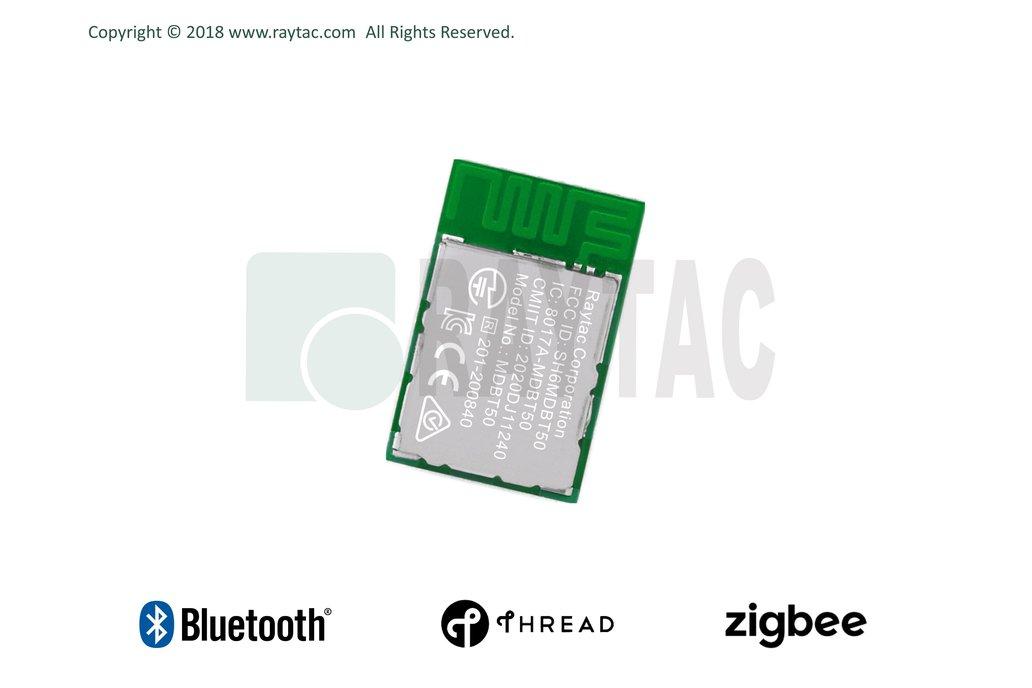 nRF52833 Modue BT5.2 Raytac MDBT50 (18 GPIO) 1