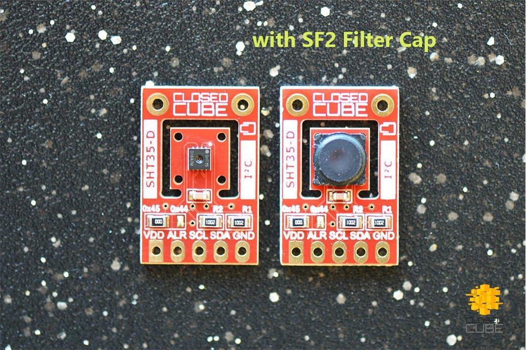 SHT35-D (Digital) Humidity & Temperature Sensor 2
