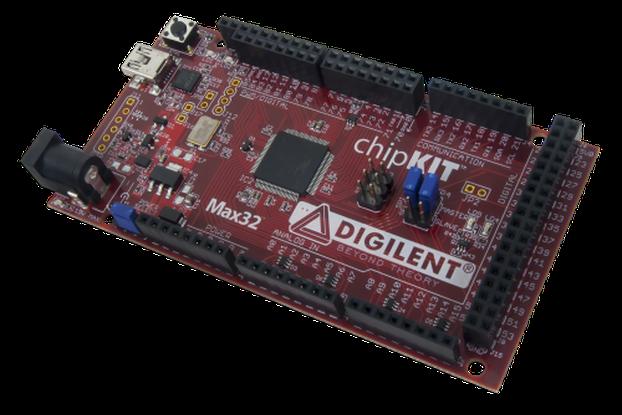 Chipkit Max32