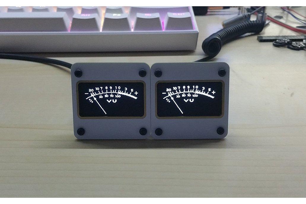 OLEDiUNO Spectrum Analyzer with 3 display modes 2