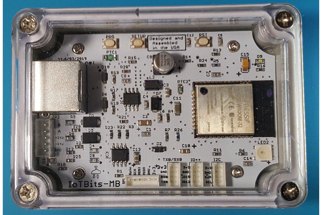 IOT Modbus Box 1