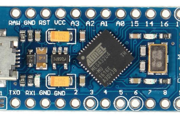 3-Pack Arduino Pro Micro 3.3V