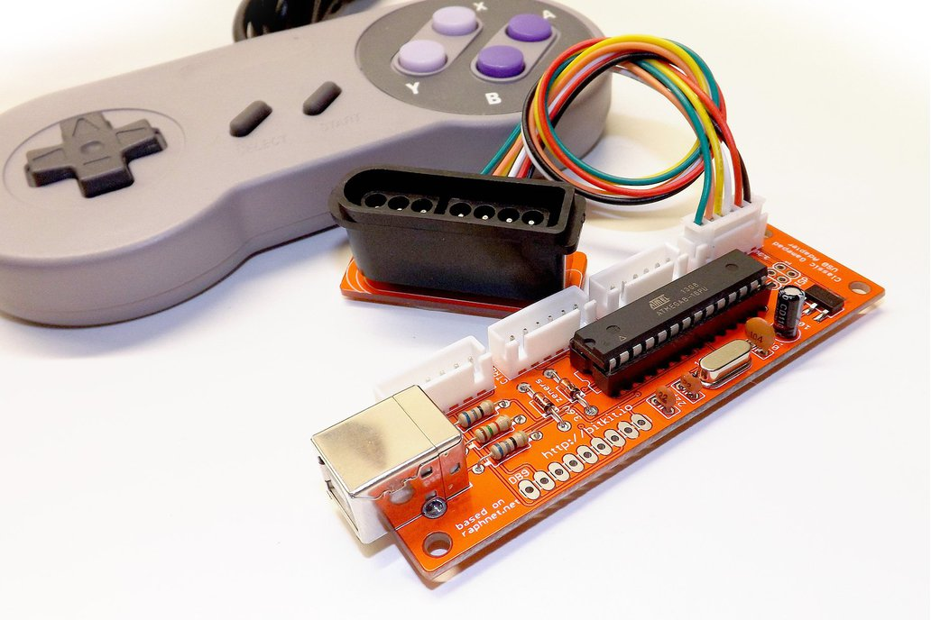 Console Gamepad USB Adapter Kit 1
