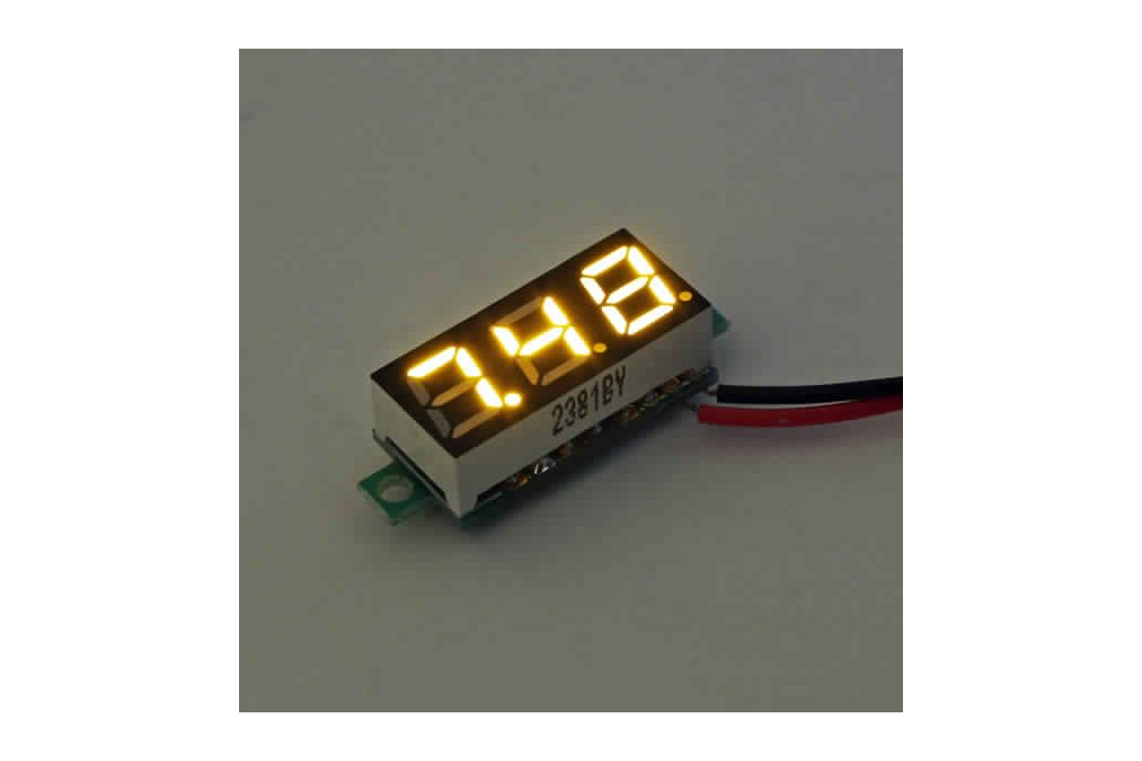 Geekcreit® 0.28 Inch 2.5V-30V Mini Digital 4