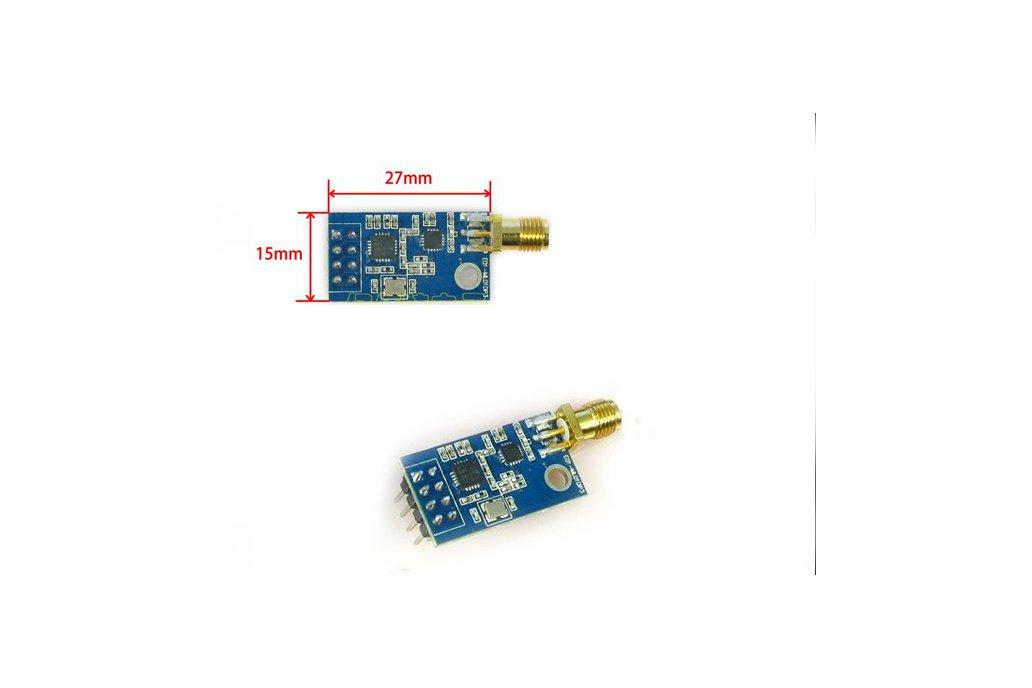 2pc 1100M 2.4GHz wireless transceiver module 1