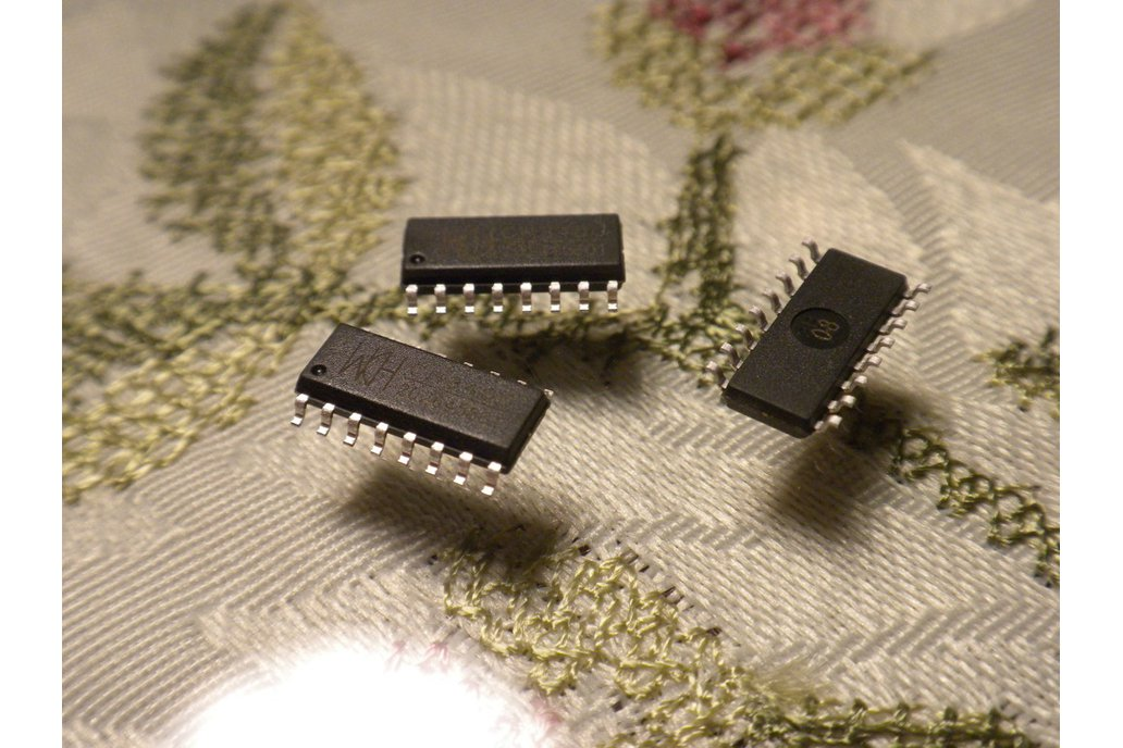 WCH CH340G chip (pack of two) 1