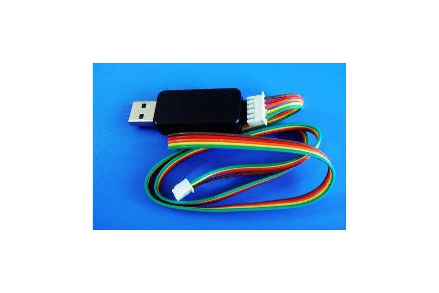 2pc USB program test module