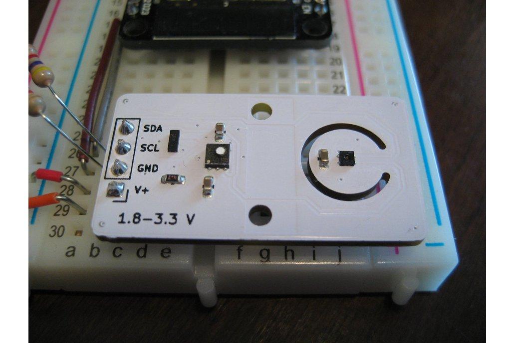 Air Quality Sensor SGP40 and SHT40 1