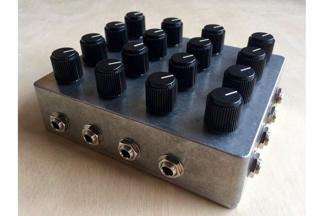 4x4 Matrix Mixer 1