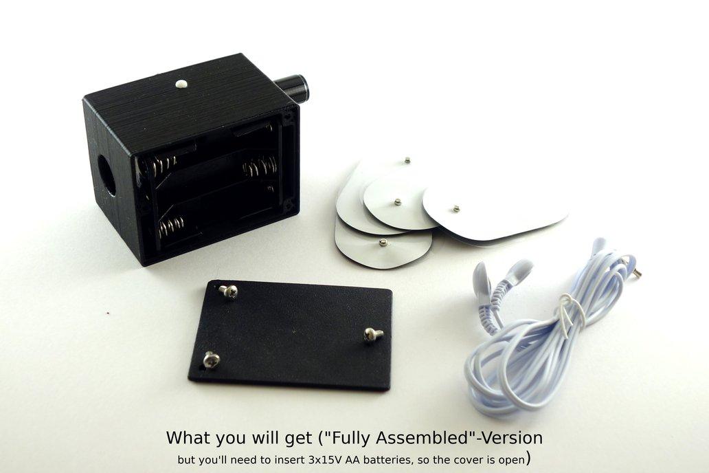 MIDI Biodata Sonification Device v2.1 4