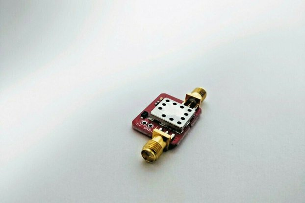Low Noise Amplifier 10-4000MHz Wide 3.6V-24V