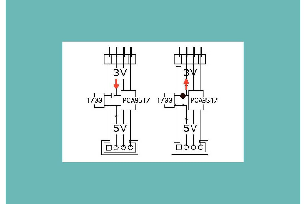 AdaI2C    Simple I2C 3/5V adapter 2