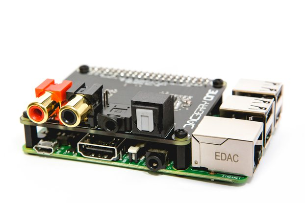 DACBerry ONE for Raspberry Pi