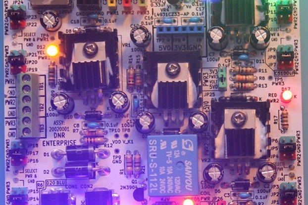 PowerBrick 2.0: Versatile Hobbyist Power Supply