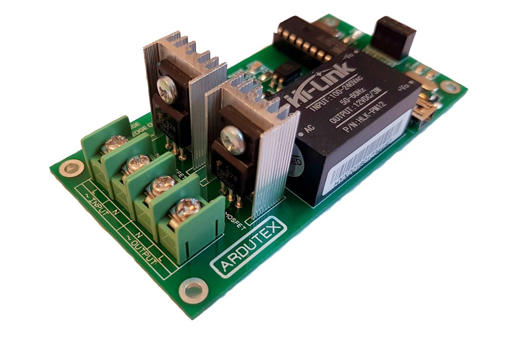 Ardutex Trailing Edge I2C AC LED Light Dimmer 1