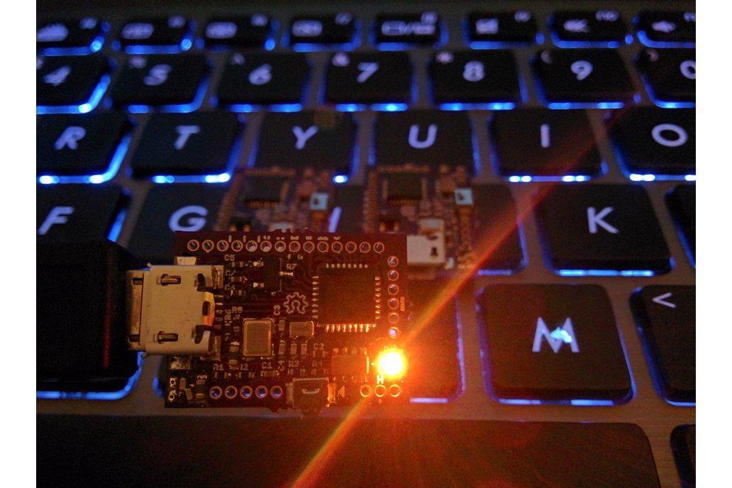 FemtoUSB (Atmel ARM Cortex M0+) 6