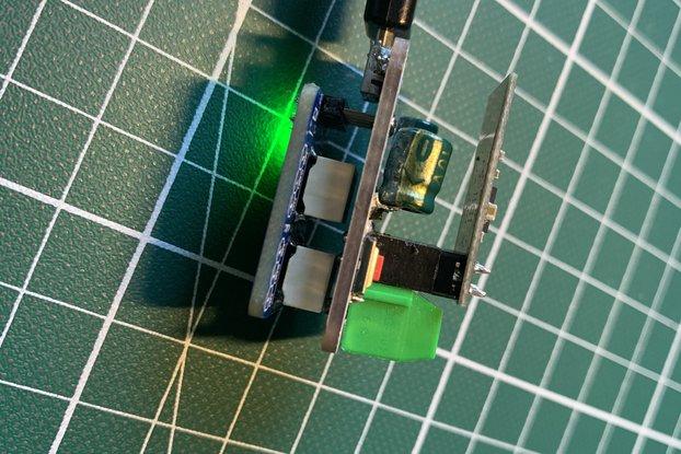 Dual Micro WIFI IoT Relay for Smarthome