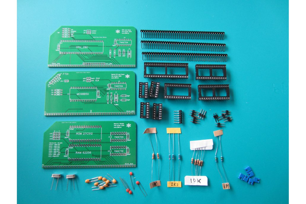 Repair kit for RC2014 1