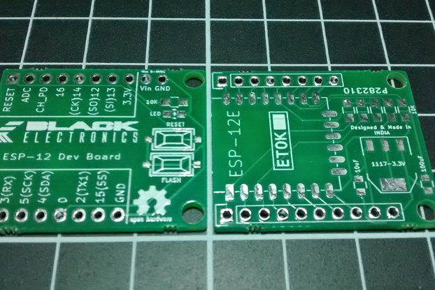 ESP12 Dev Board