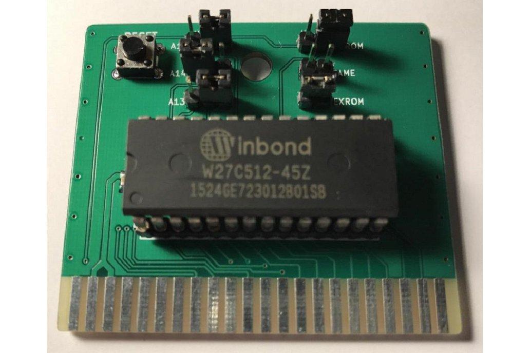 OpenC64Cart 8K - Blank Commodore 64 Cartridge 1