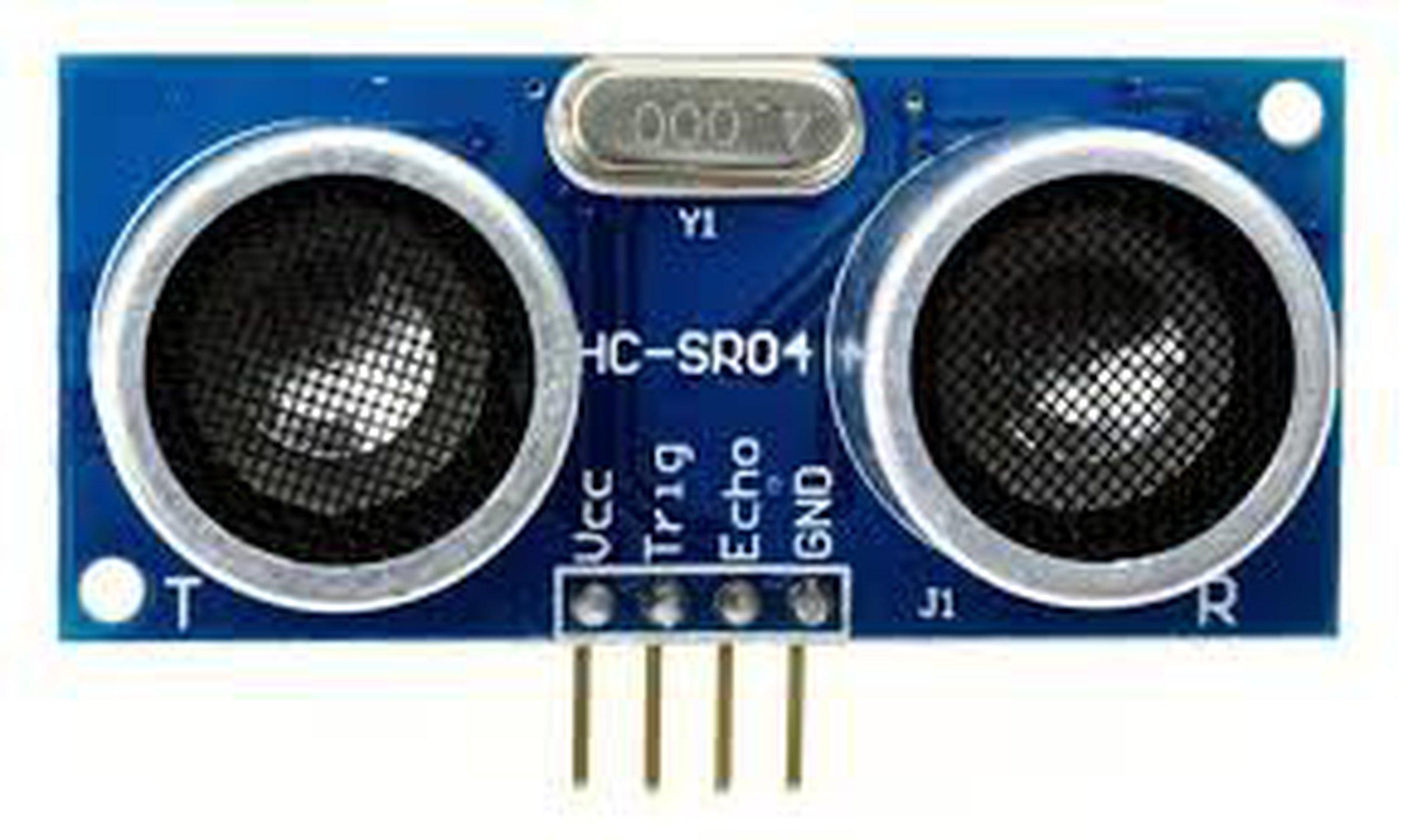 Kết quả hình ảnh cho HC-SR04