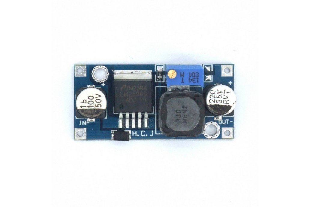 Adjustable DC- DC Converter (1.25-35V 3A) 1