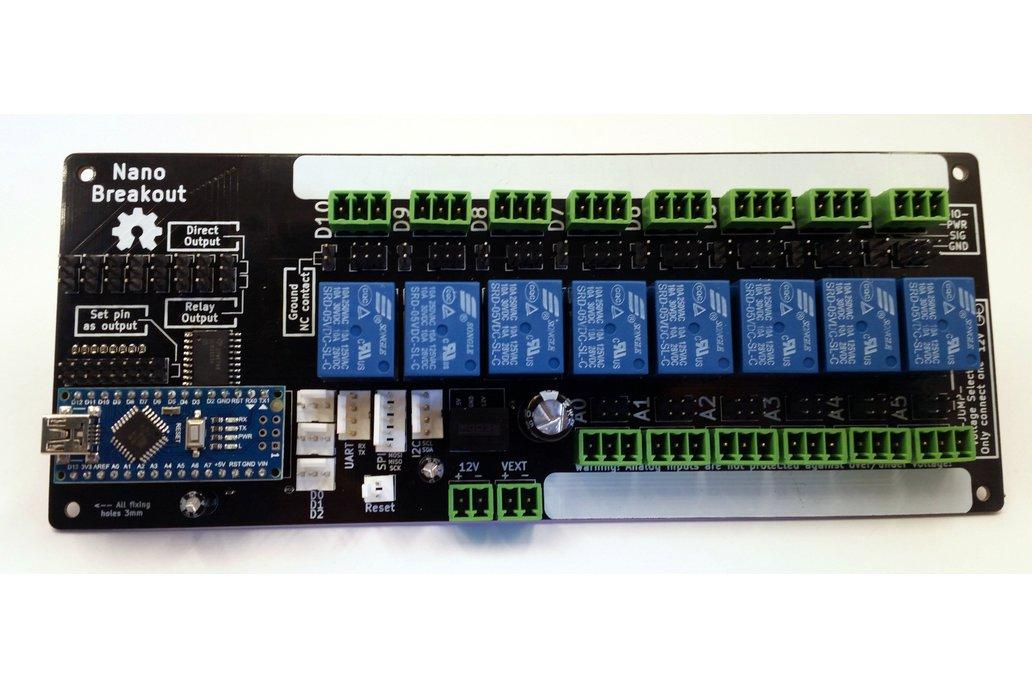 Arduino Nano Breakout 1