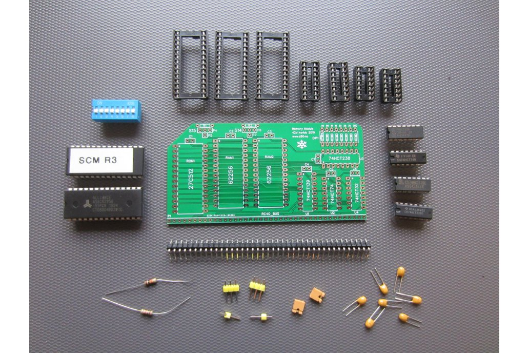 #42 Memory Module 64K (repair or upgrade kit) 1