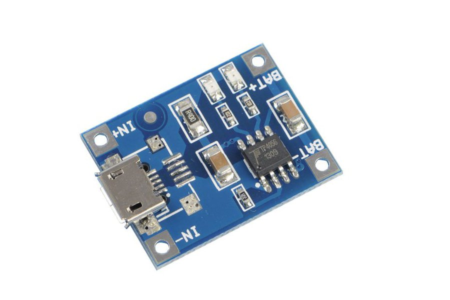 5V micro USB 1A ChargingTP4056