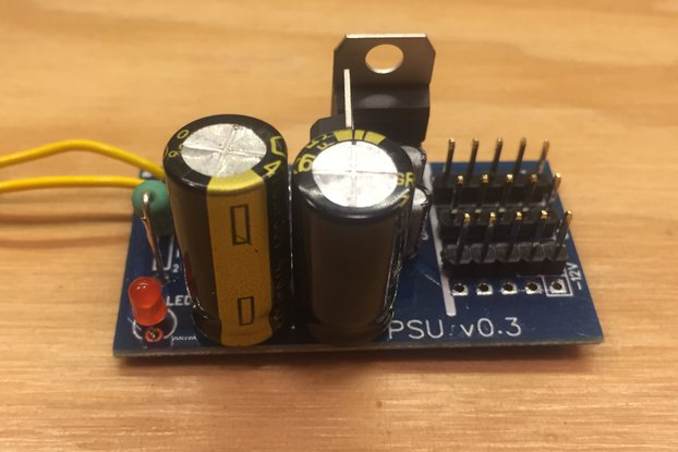 +/-12V Powersupply for Eurorack or DIY synths