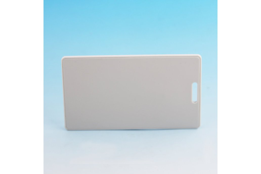 Ultrathin waterproof card beacon with iBeacon 1