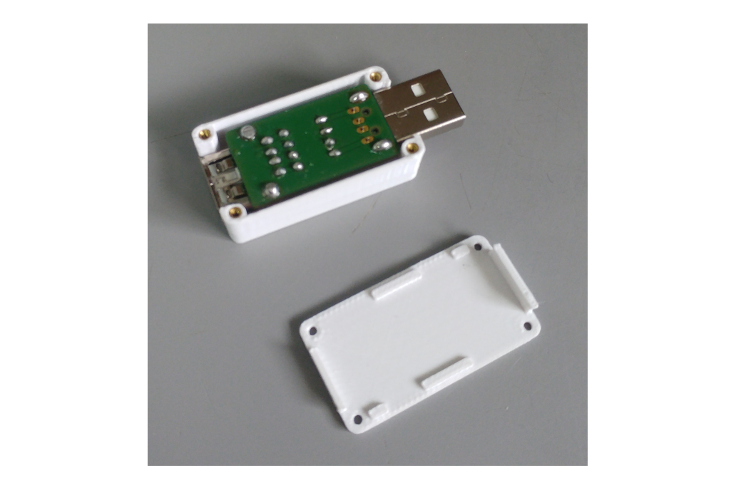 USB-Helper / USB-Switch [Kit] 15