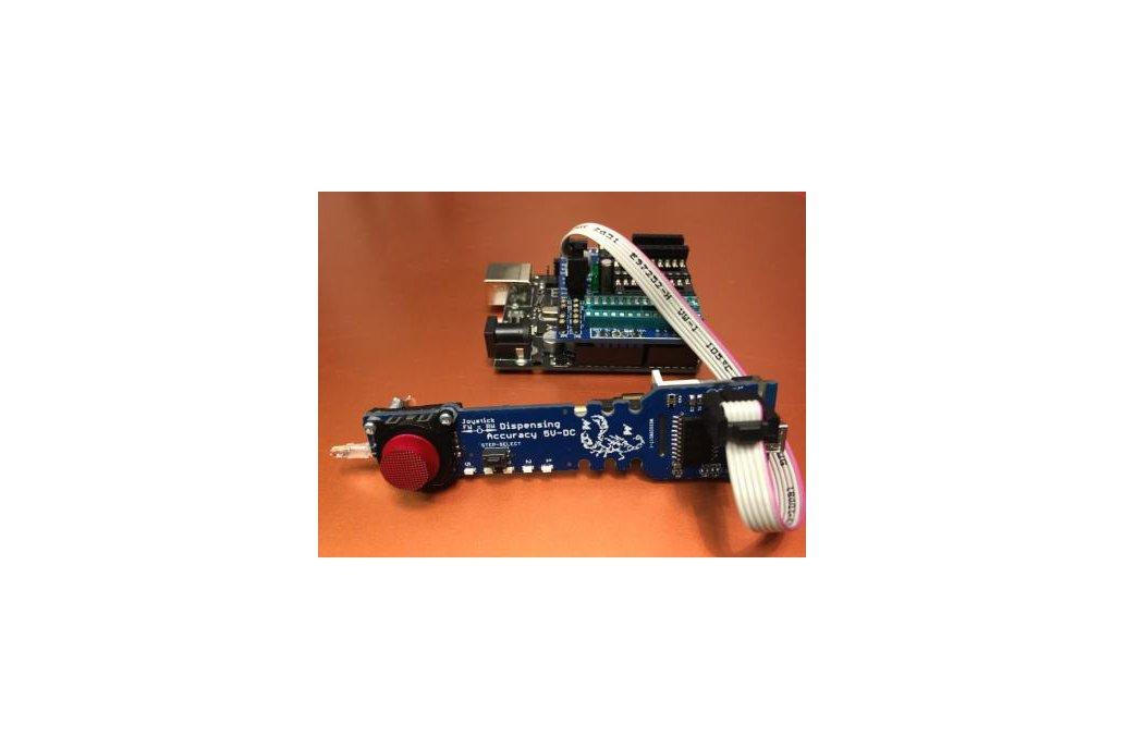 Solder Paste Dispenser V3 /retired/- see V4 !! 1