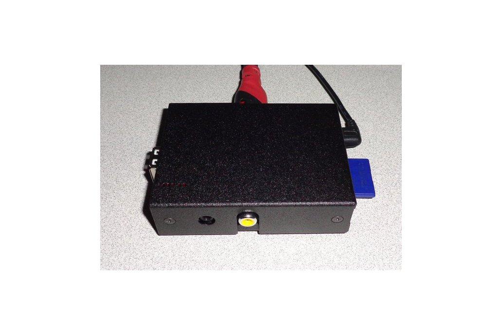 Pi Pan by AVIES Tech: Raspberry Pi Model B Case 1