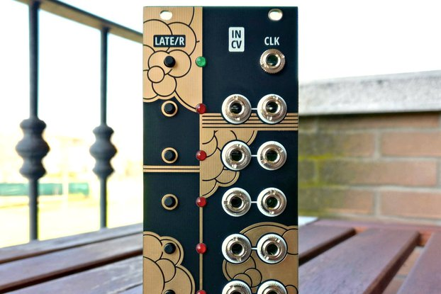 """In CV: Terry Riley's """"In C"""" for Eurorack"""