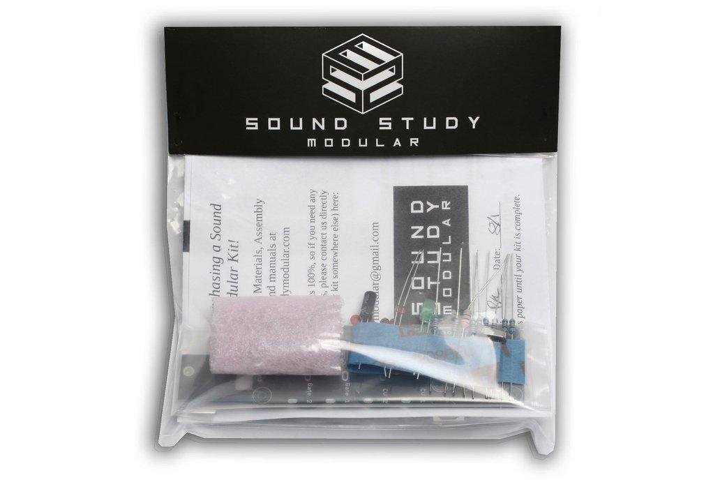 Sound Study MIDI 2 CV DIY Kit - Eurorack 1