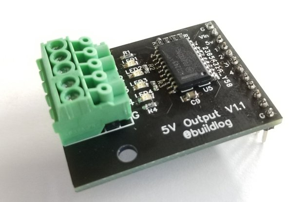 5V Output Module