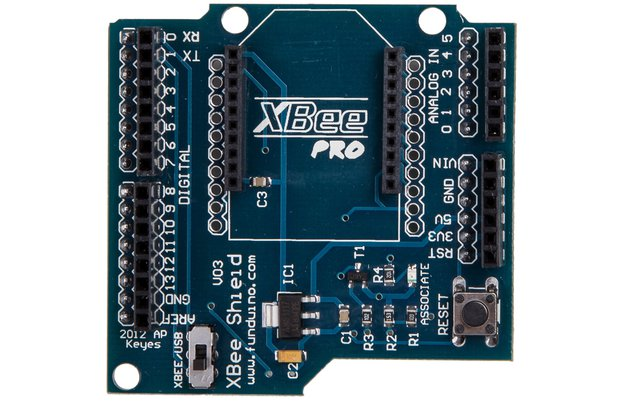Arduino Xbee Bluetooth Expansion Shield