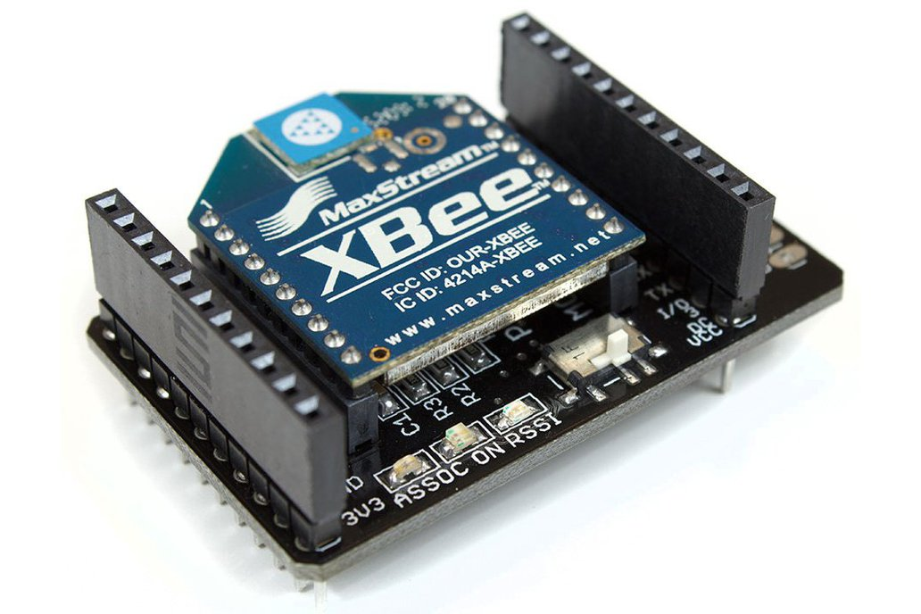 XBee-X Radio Adapter Breakout for BoardX Platform 1