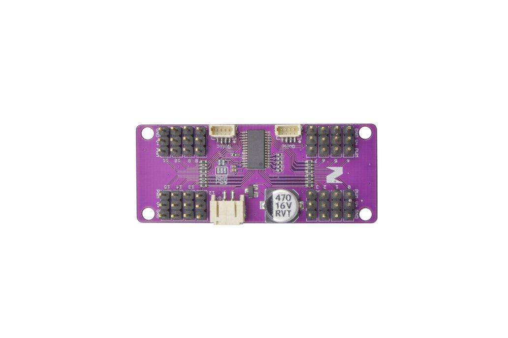 Zio 16 Servo Controller (Qwiic) 2